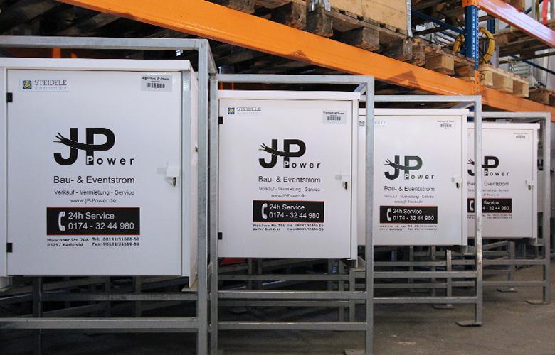 JP Smarte und innovative Lösungen